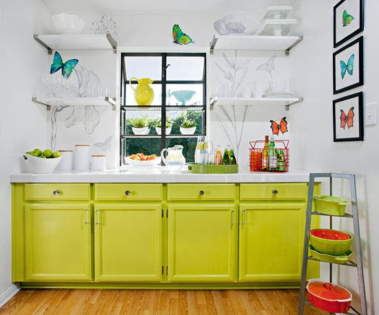 Wall Decals : Whip Up Some Whimsy In Your Kitchen By Adding Fun Wall Decals  And Colorful Artwork. Decals Can Be Swapped Out At Any Time To Make  Changing The ...