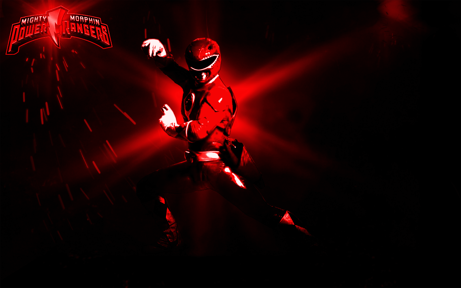 red ranger wallpaper - photo #5
