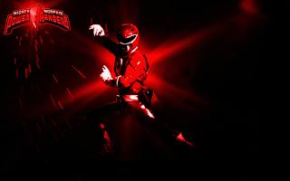 Red Ranger Jason Lee