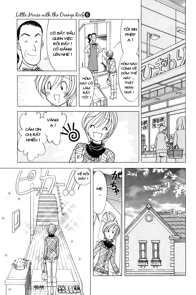 Orange Yane no Chiisana Ie Full chap 63 - Trang 21