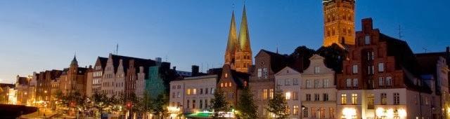 Любек — столица Ганзийского союза