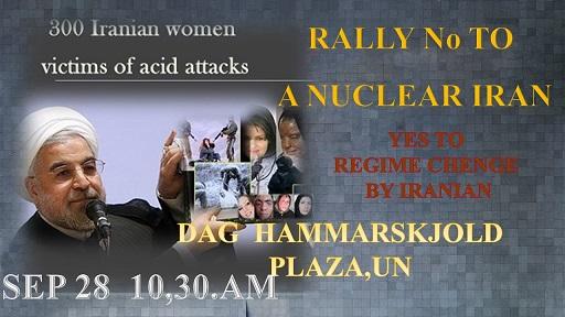 New York Rally Sep 28th