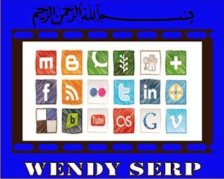 Fungsi Sosial Media untuk Blog Wendy SERP