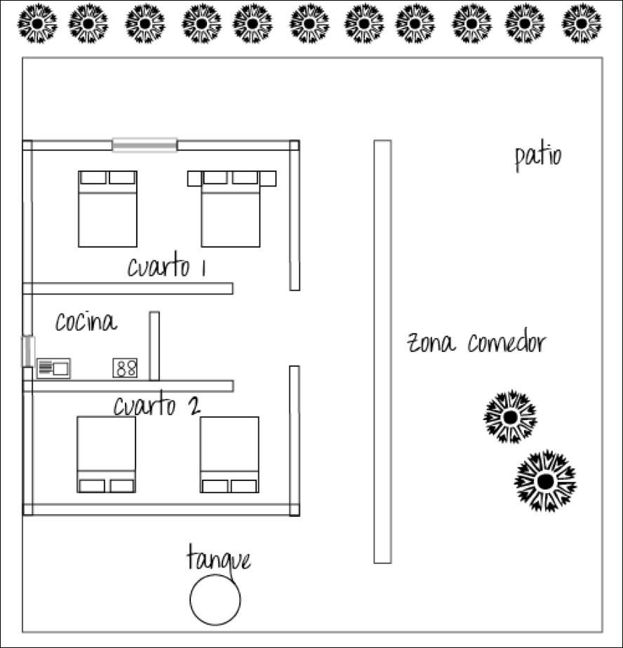 Proyecto nuevos territorios trabajo palomino tipologias for Proyecto comedor comunitario pdf