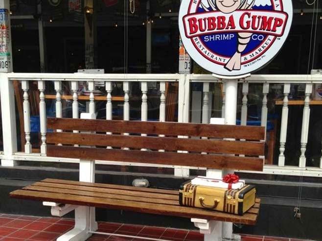 Bubba Gump Shrimp Co Kuta Bali