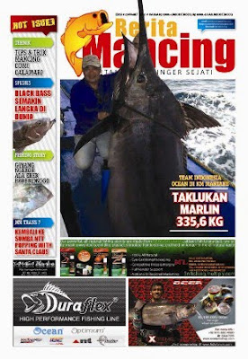 Marlin 335,6 kg in West Jawa,  Indonesia