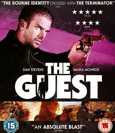 The Guest Legendado BRRip