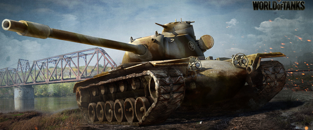 Wargaming CEO Not Happy About Xbox Live Gold Requirement In World of Tanks