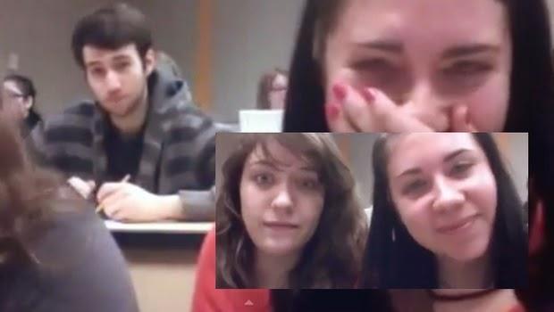 Dua Gadis ini Membuat Video Gokil yang Bakal Membuat Anda Tertawa