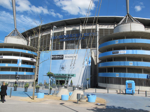 Etihad Stadium & Sport City