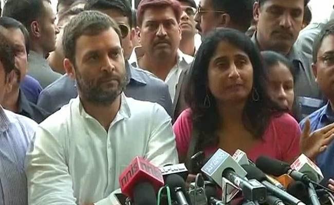 Rahul Gandhi Attacks Government Over 'Probuilder' Real Estate Bill