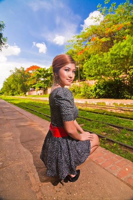 Maw Phu Maung, myanmar models