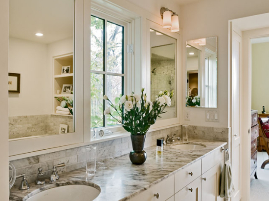 Modern Country Bathroom Ideas