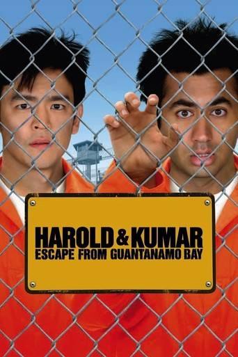 Harold & Kumar Escape from Guantanamo Bay (2008) ταινιες online seires xrysoi greek subs