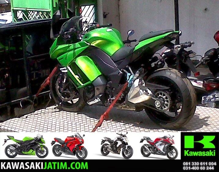 ninja 1000 lime green