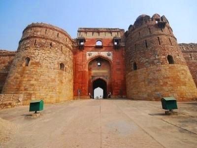 Old Fort (Purana Quila)Delhi