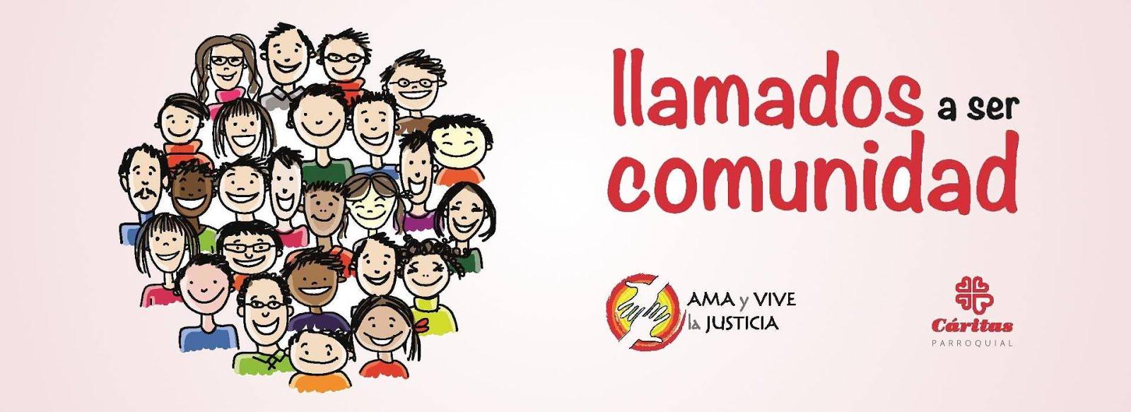 LLAMADOS A SER COMUNIDAD