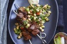 http://aboutlebanesefood.blogspot.com/2013/09/baharat-beef-kebabs-with-chickpea.html