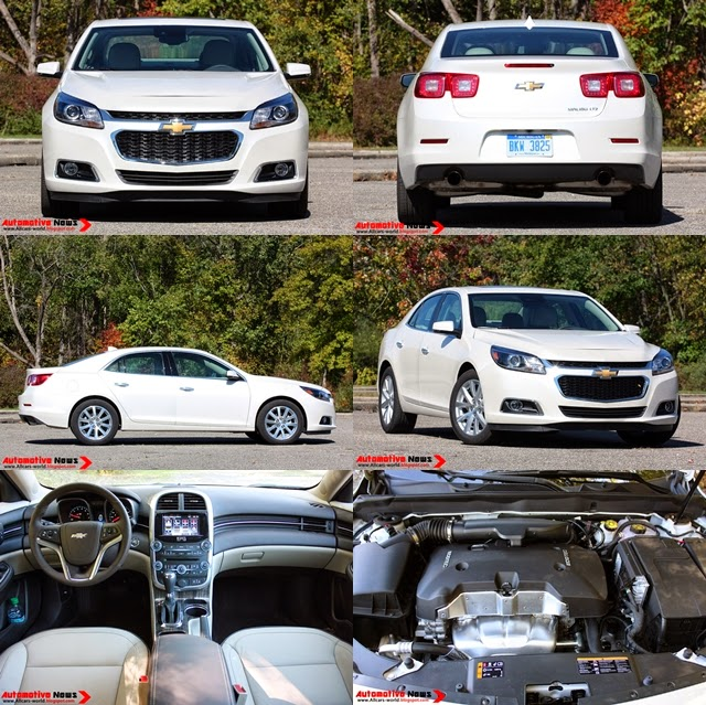 Chevrolet Malibu 2014 For Sale: Automotive News: 2014 Chevrolet Malibu