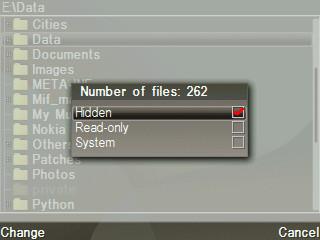 Cara Menyembunyikan File/Folder di Ponsel