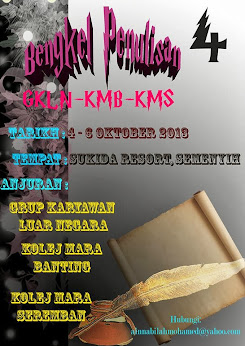 Bengkel Penulisan GKLN-KMB-KMS 2013