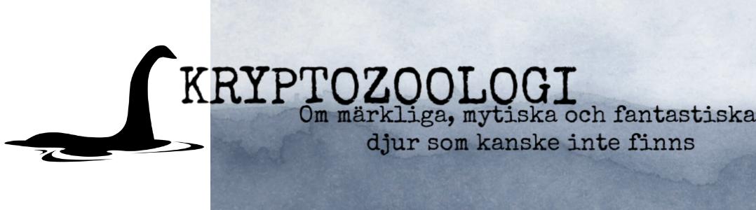 Kryptozoologi