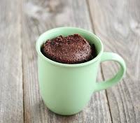 Mug Cake Chocolat En Poudre