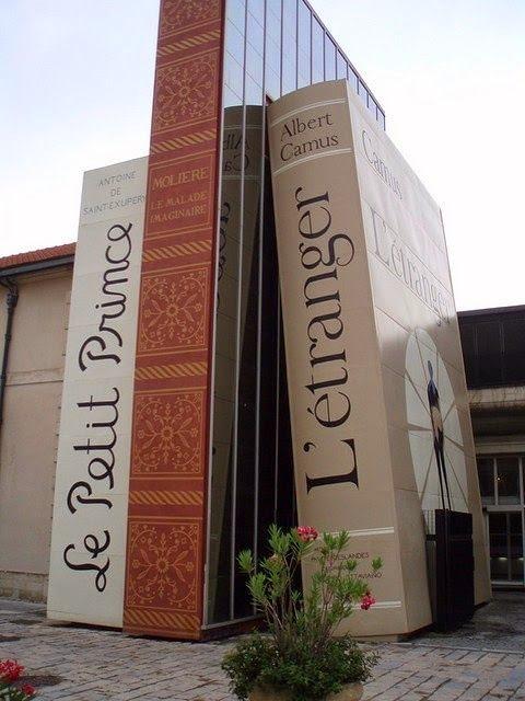 Biblioteca - Aix, França