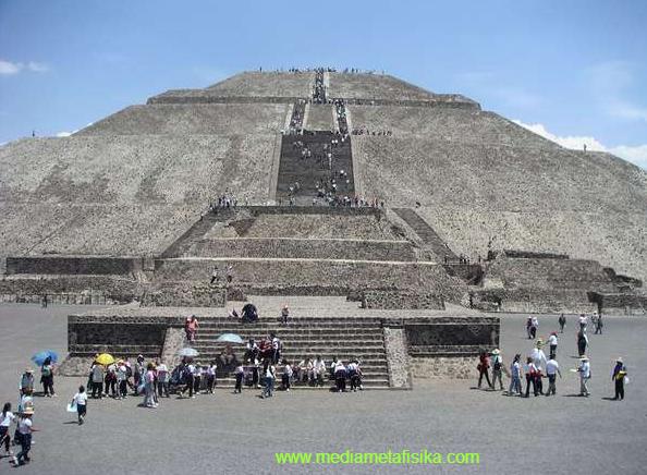 Wow ! Komplek Para Dewa Ada Di Meksiko 3