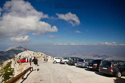 Mountain parking