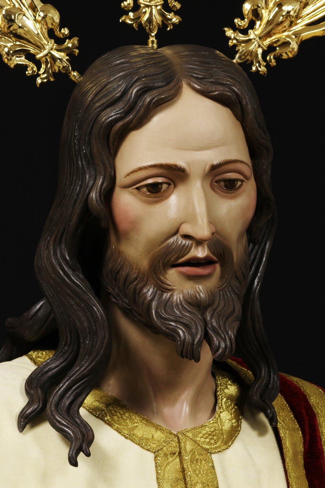 """Ntro. Padre Jesús de la Paz, nominado a la mejor obra del XI premio """"La Hornacina""""."""
