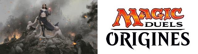 Magic Duels : Origines