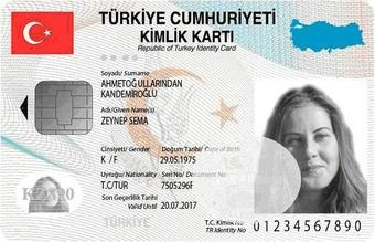 ID Card Turki