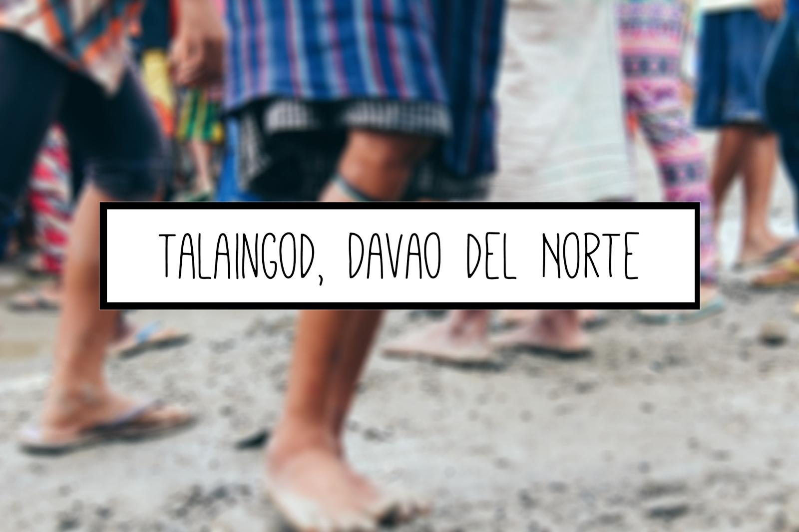 talaingod davao del norte