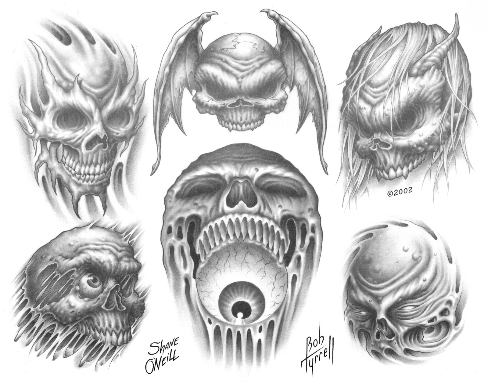Tattoo designs of demons for men and girls home finance a wicked cunning demon smiling out of broken scary teeth forms a good demon tattoo for the chest no one really knows what is going on in your mind buycottarizona Image collections