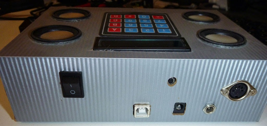 DIN5 для MIDI кабеля.