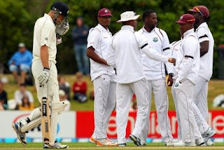 New Zealand vs West Indies 2nd test Livescores, NZ vs WI scores 2013,