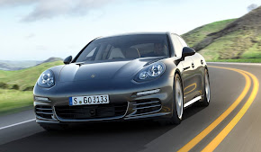 PORSCHE PANAMERA (facelift)