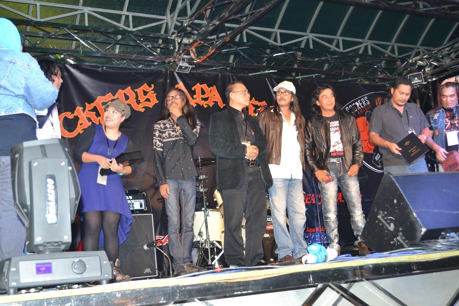 Penghargaan RTM dan Konsert Rockers Apa Khabar