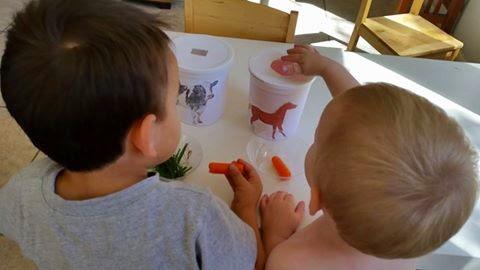 preschool farm animal activity