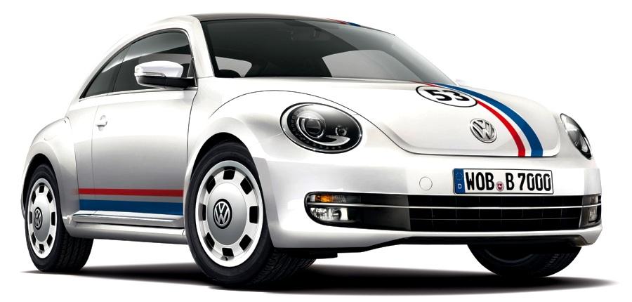 Volkswagen Beetle 53 Edition