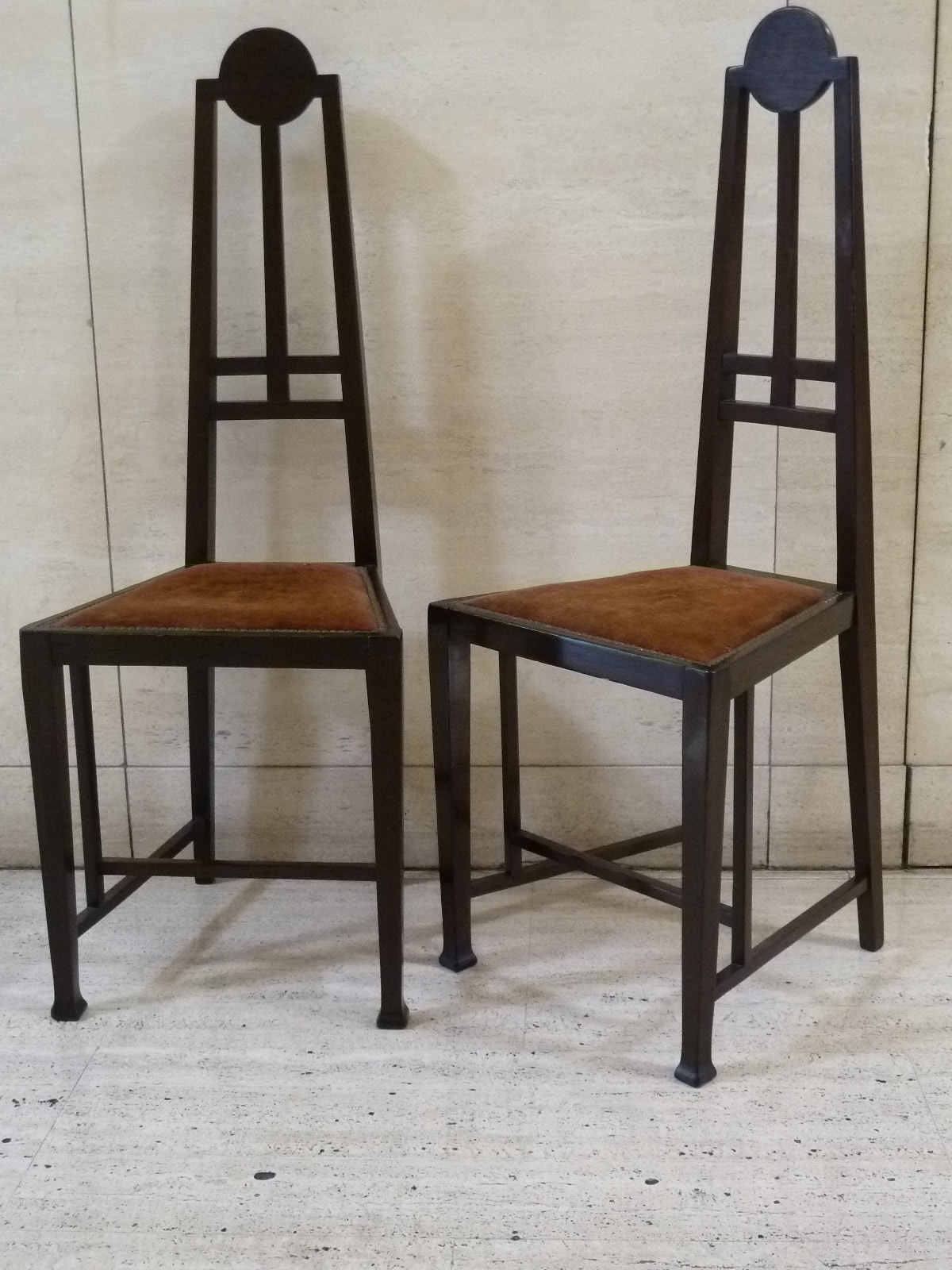 peintre assis rocking chairs thonet bentwood