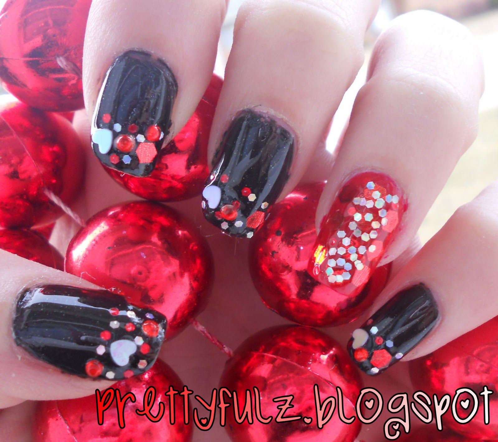 Nail Designs For Valentines Day. S Day Nail Designs. Nail Designs For Valentines  Day
