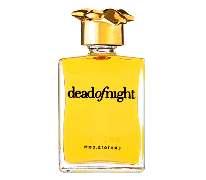 Helena Christensen introduces Dead of Night perfume / review and where to buy / via fashioned by love british fashion blog