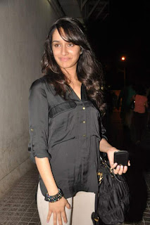 Shraddha Kapoor Stills at Shootout At Wadala Screening