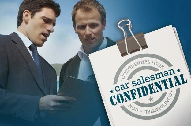 Car Salesman Confidential: Non-Confrontational Buying