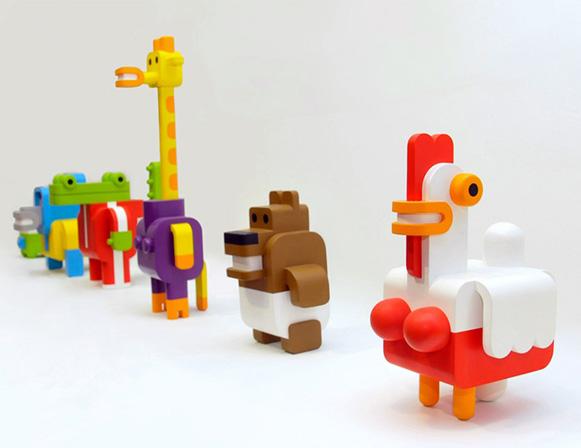 Animais minimalistas – Bem Legaus