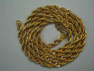 fashion rope chain