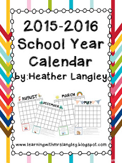 https://www.teacherspayteachers.com/Product/2015-2016-School-Year-Calendar-with-Monthly-IB-Attitudes-293185