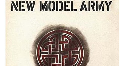 Julls Connection: New Model Army - Vagobond